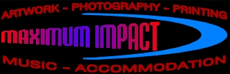 Maximum Impact logo